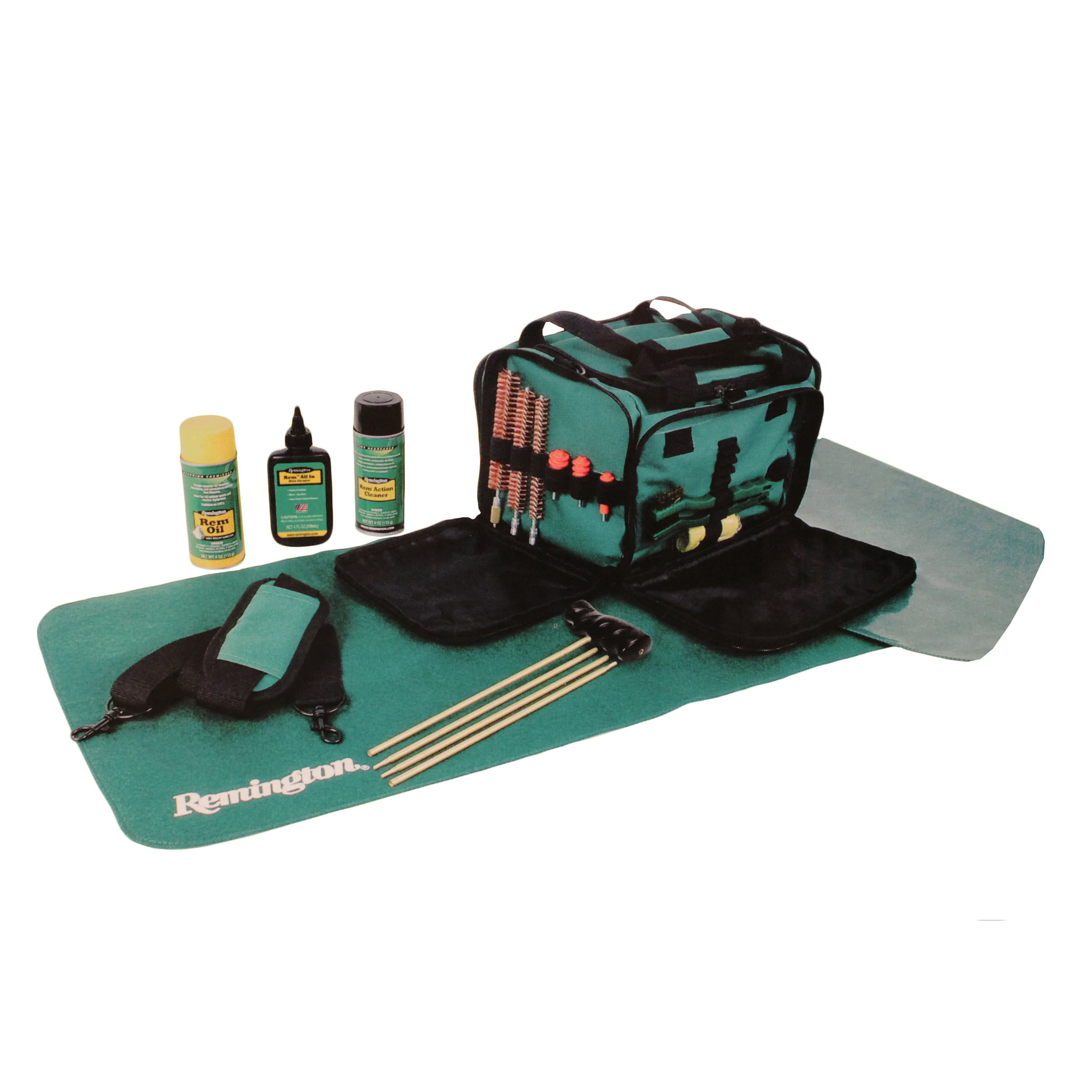 Remington Shotgun Cleaning System with Rem® Squeeg-E