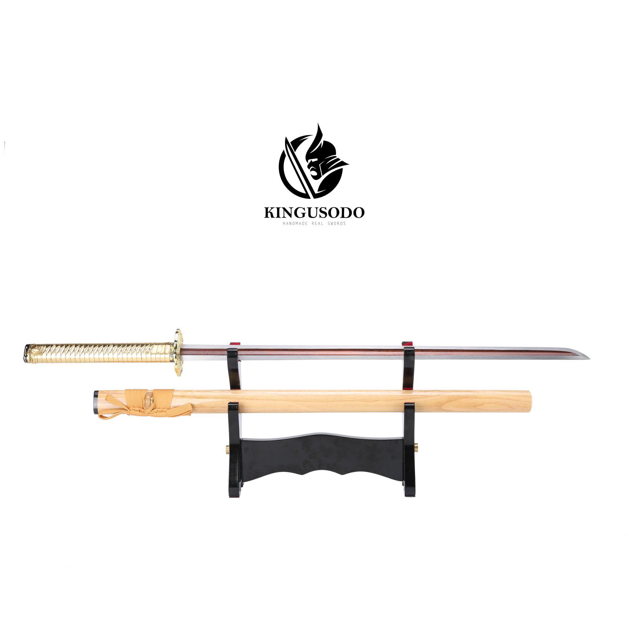 Ninja Katana Sword, 1060 Carbon Steel Handmade Japanese Sword Katana
