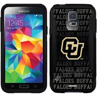University of Colorado Buffaloes Repeating Design on OtterBox Commuter Series Case for Samsung Galaxy S5