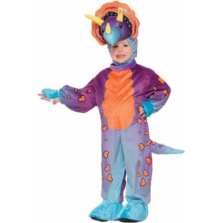 Spunky Triceratops Dinosaur Costume Toddler/Child