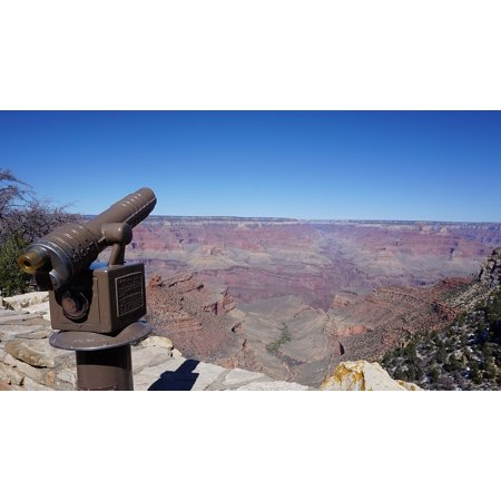 LAMINATED POSTER Tourist Attraction Arizona Grand Canyon Tourism Poster Print 24 x 36