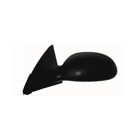 Non Puddle Light - 2000-2007 Ford Taurus  Driver Side Left Non-Heated Non-Puddle Lamp Non-Folding Power Door Mirror