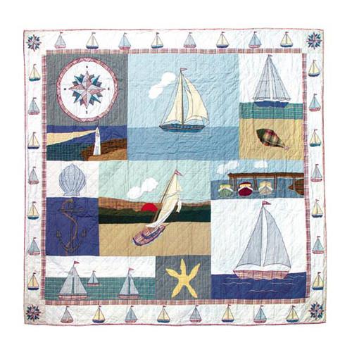 Patch Magic Nautical Quilt