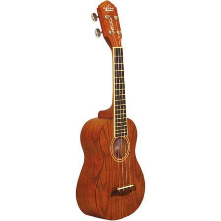 KUC-25 Mini Musical Hawaiian Acoustic Ukulele Four String Guitar with