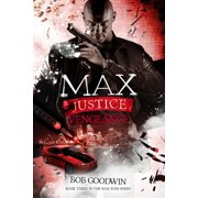 Max Justice: Vengeance - eBook