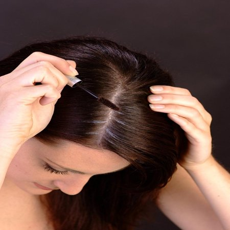 Masc A Gray Hair Mascara - Masc-A-Gray Warm Brown 103 -, Black - 101 By Rashell Gray Hair Mascara