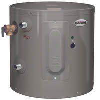 Richmond 6EP15-1 Electric Water Heater, 2000 W, 120 VAC, ...