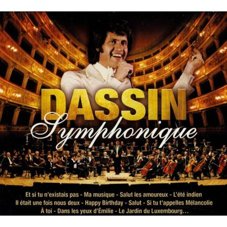 JOE DASSIN SYMPHONIQUE [BONUS DVD] [DIGIPAK]