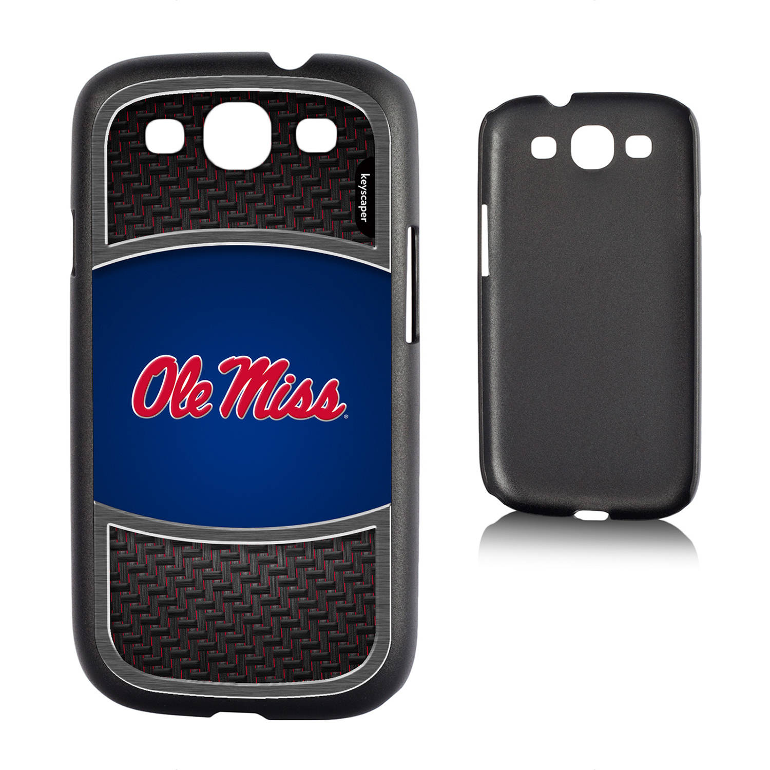 Mississippi Ole Miss Rebels Galaxy S3 Slim Case