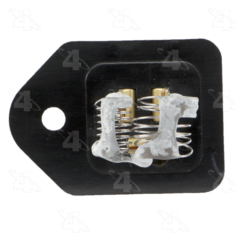 HVAC Blower Motor Resistor-Resistor Block 4 Seasons 20183
