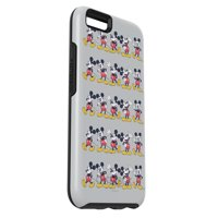 OtterBox Symmetry Series Mickey's 90th Case for iPhone 6/6s, Mickey Line