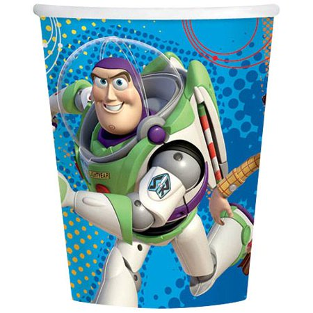 Toy Story 9Oz Cups (8 Pack) - Party Supplies
