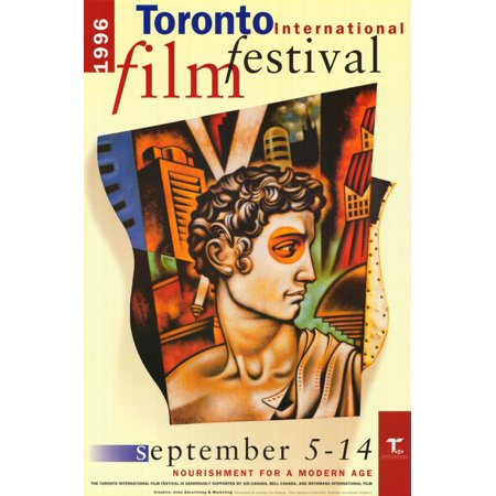 Toronto International Film Festival POSTER Movie Mini - Halloween Toronto