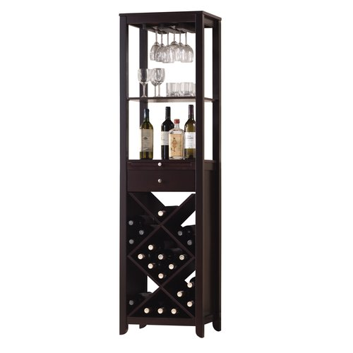 ACME Casey Wine Cabinet, Wenge by Acme Furniture