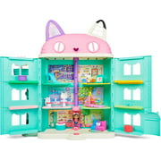 Gabby's Dollhouse, 15-Piece Purrfect Dollhouse with Sounds