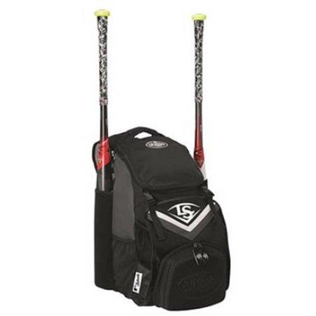Louisville Slugger Series 7 Stick Pack Equipment - Navy Blue Softball Bag