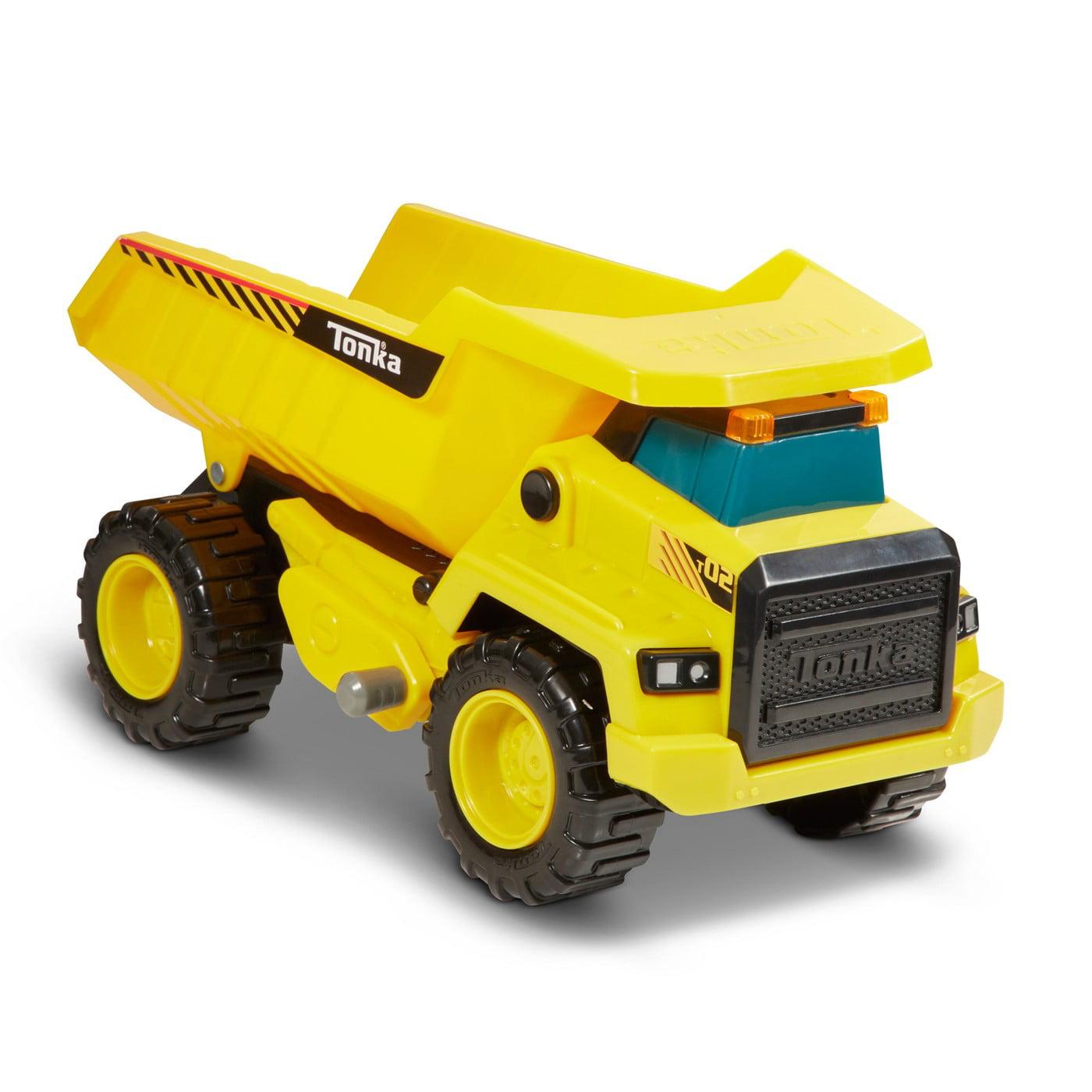 Funrise Toys - Tonka Power Movers Dump Truck