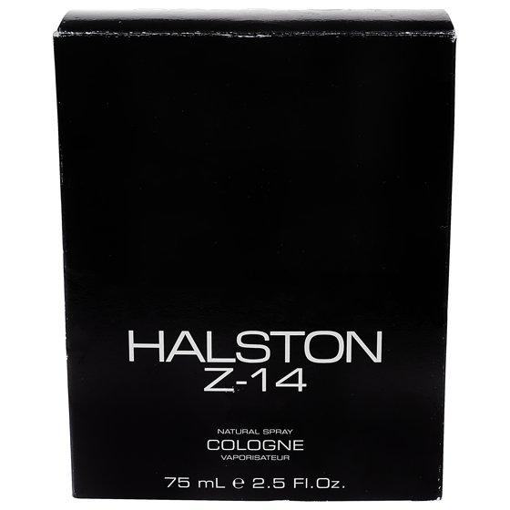 Halston Z-14 Natural Spray Men's Cologne, 2 5 Fl  Oz