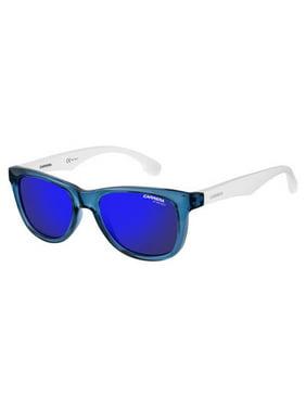 d15a8895d0f3 Product Image Carrera Carrerino 20 S Sunglasses 0WWK 46 White Blue Semi