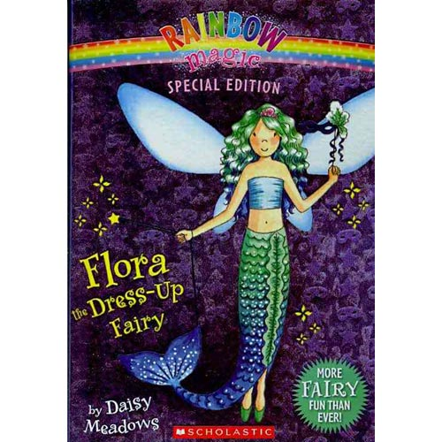 Flora the Dress-up Fairy
