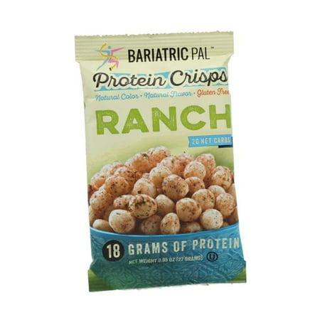 - BariatricPal Protein Crisps - Ranch