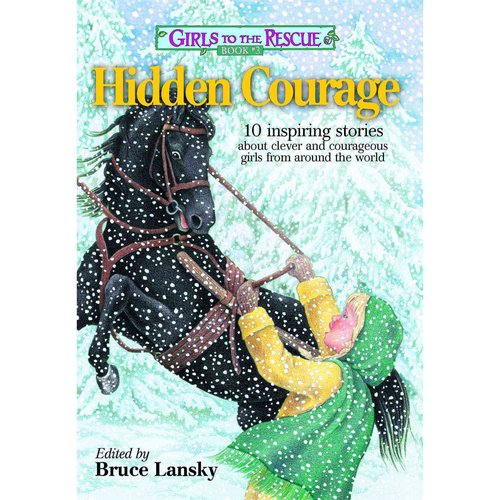 Hidden Courage: 10 Inspiring Stories About Clever and Courageous Girls from Around the World