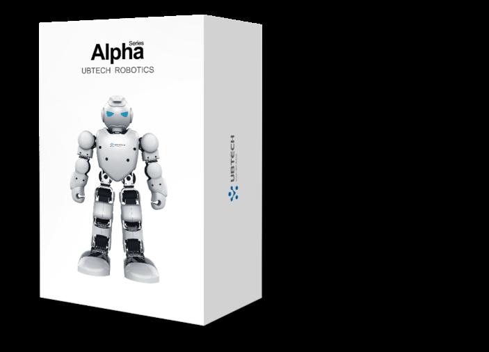 Alpha 1Pro Robot by UBTech Robotics Corp