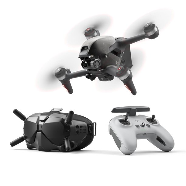 DJI FPV Combo – First-Person View Drone