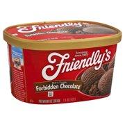 Friendly's Rich & Creamy Forbidden Chocolate Premium Ice Cream, 1.5 qt