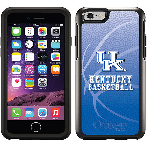 Kentucky Basketball Design on OtterBox Symmetry Series Case for Apple iPhone 6