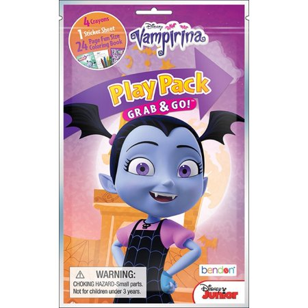 Party Favors - Vampirina - Grab and Go Play Packs (6 Packs) - Go To Party City