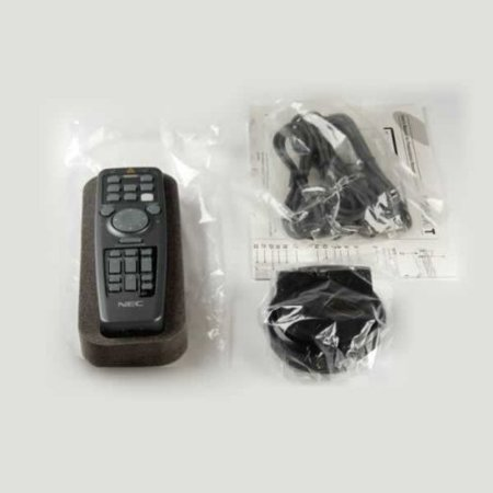 NEC Full Featured PC Projector Remote with Laser