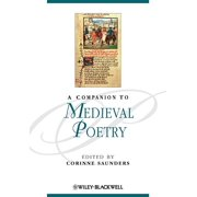 Blackwell Companions to Literature and Culture (Hardcover): A Companion to Medieval Poetry (Hardcover)