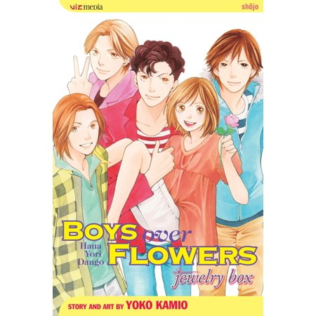 Boys Over Flowers: Jewelry Box - - Boys Over Flowers Usa