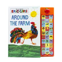 The World of Eric Carle: Around the Farm (Board Book)