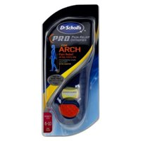 Dr. Scholl's P.r.o. Arch Pain Relief Orthotic (Women 6-10) 1 Pair