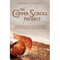 The Copper Scroll Project (Paperback)