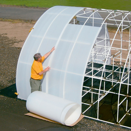 Solexx Solexx Greenhouse Panel Cover