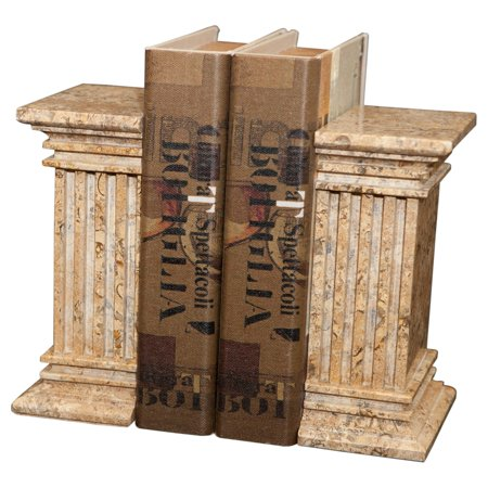 Snake Skin Fossil Stone (Renaissance Bookends - Fossil)