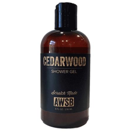 Cedarwood Shower Gelshower Gel By A Wild Soap Bar