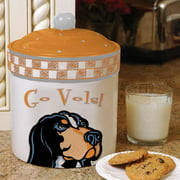 Tennessee Gameday Ceramic Cookie Jar
