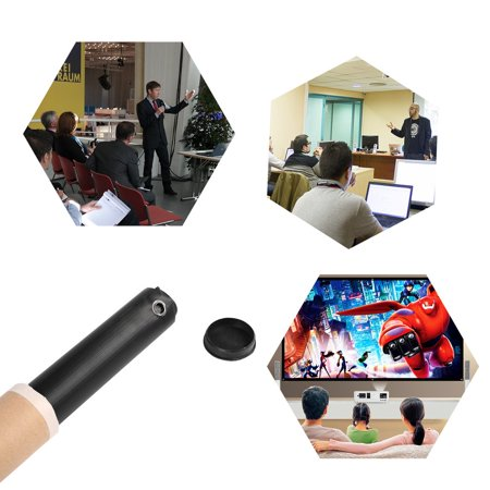 OUTAD YKS Reelable 120 Inch 16:9 PVC Home Cinema Movie Projector Projection Screen - image 12 of 13