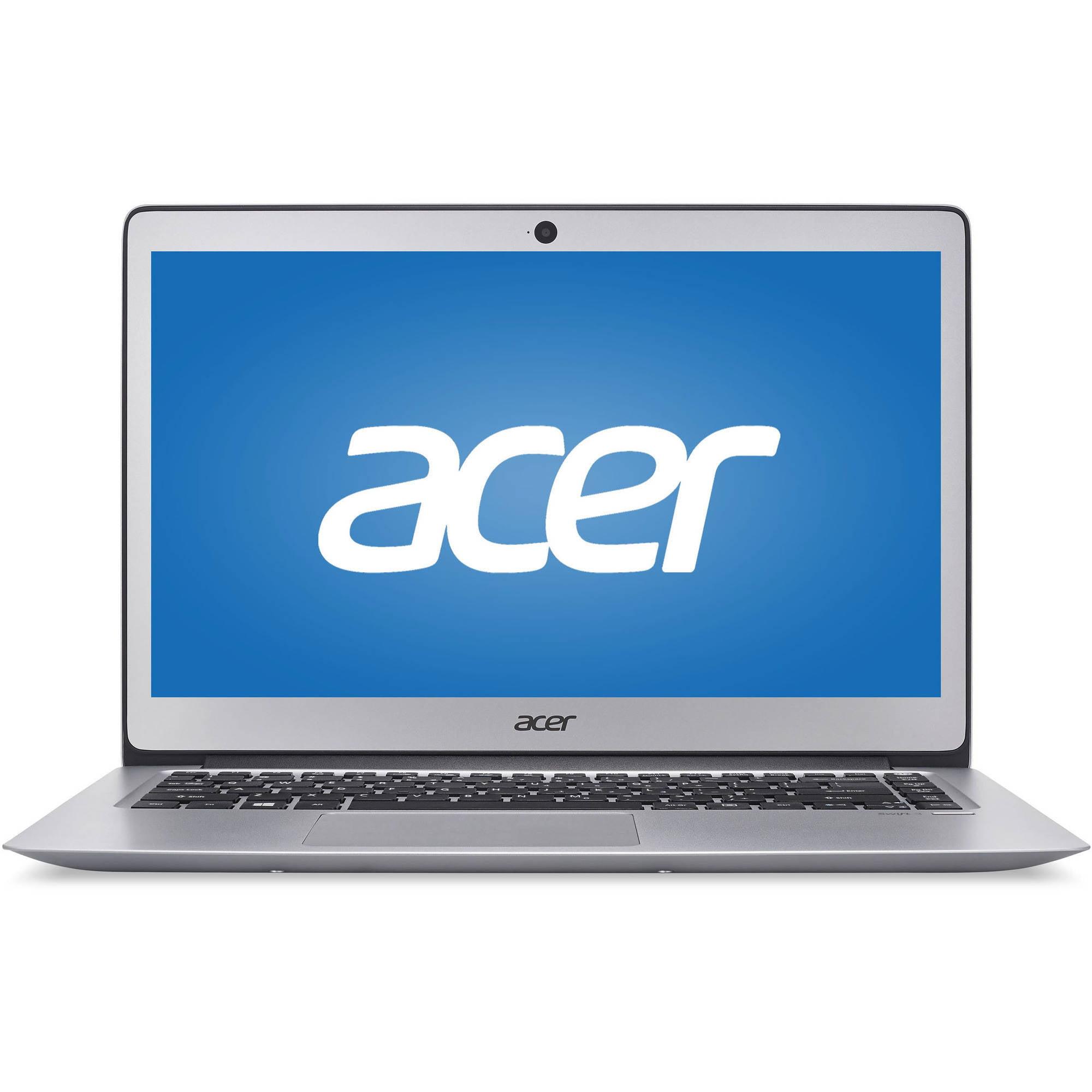 "Acer SF314-51-52W2 Swift 3 14"" Laptop, Windows 10, Intel Core i5-6200U Processor, 8GB RAM, 256GB Solid State Drive"