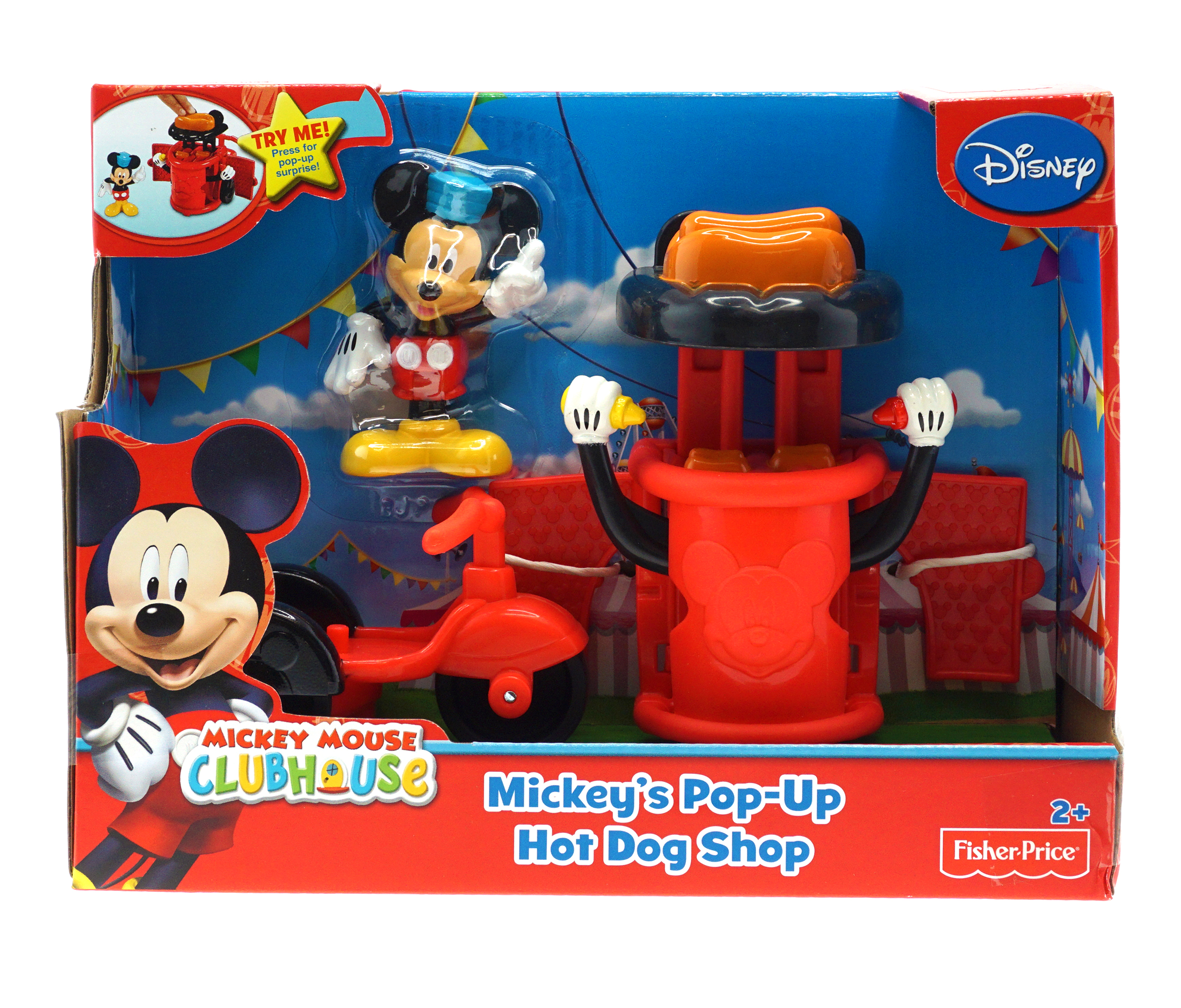 Consider, that Mickey mouse clubhouse house your