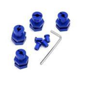 ST RACING CONCEPTS ST1654-17B Hex Conversion Kit 17mm Slash 4x4/Rally/Stmp STRC0269