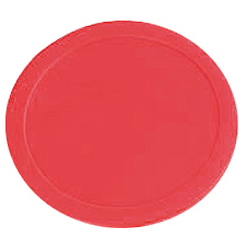 "2.5"" Puck, Red, Sold Individually"