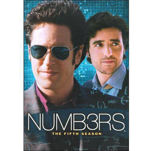 NUMBERS-5TH SEASON COMPLETE (DVD/6 DISCS)