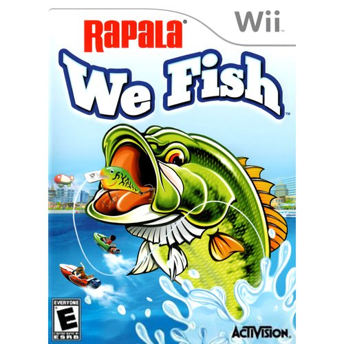 Rapala We Fish (Wii) - Pre-Owned