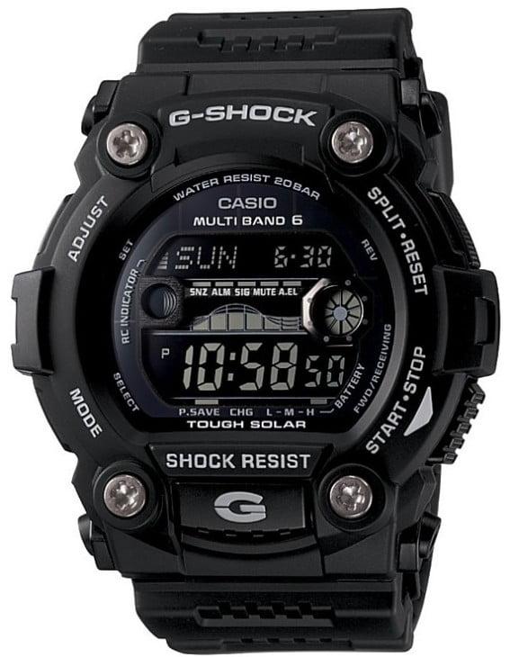 G-Shock MB-6 GW7900B-1 Atomic Solar Rescue Multi-Band 6 Wristwatch