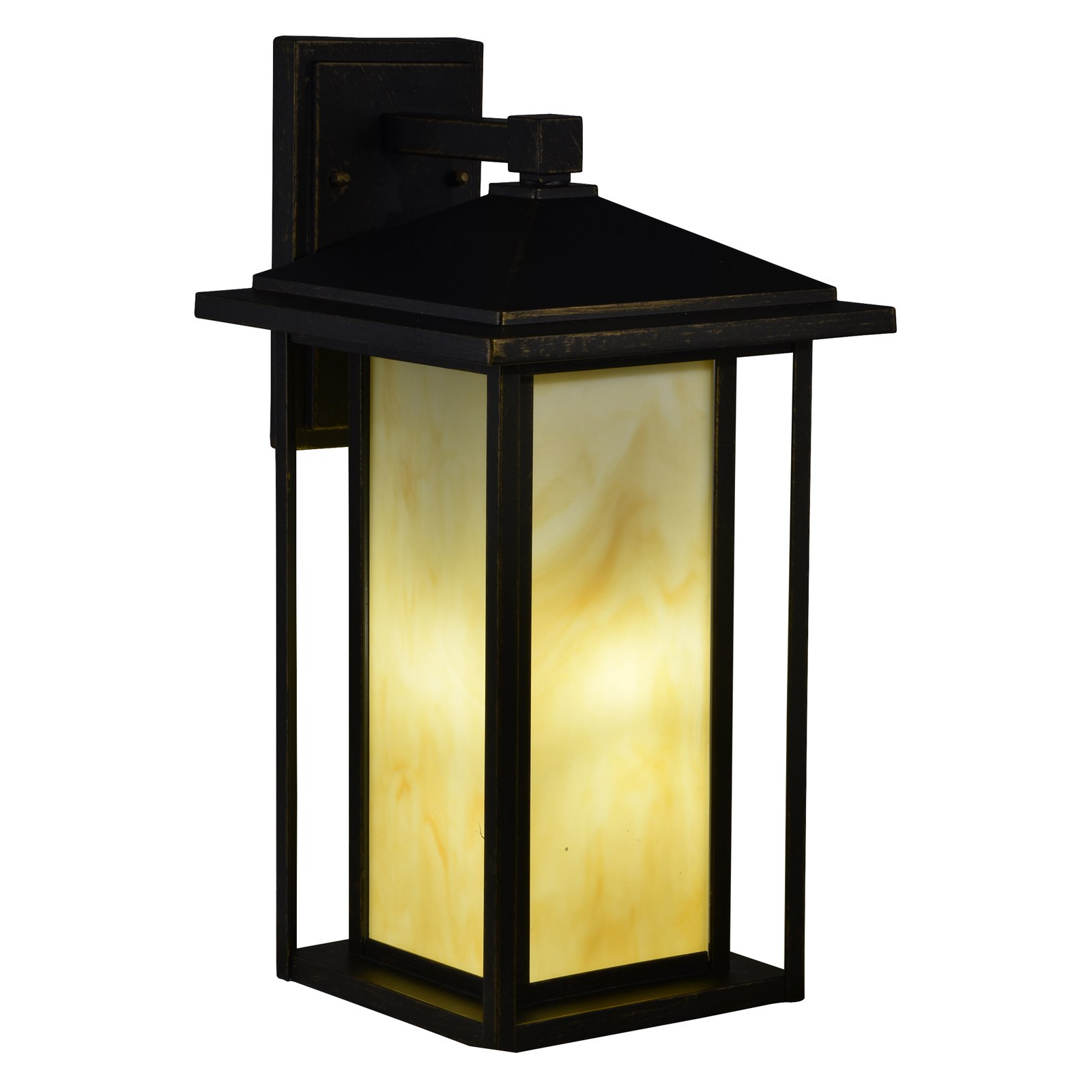 Springdale Lighting Motley SPW17053 Outdoor Wall Sconce